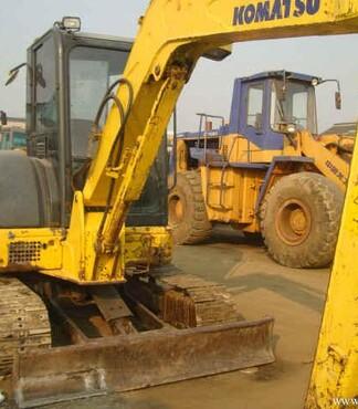二手小挖机出售 二手小松50挖掘机 -挖掘机