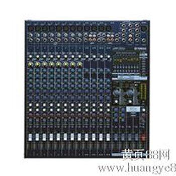 雅马哈emx5016cf调音台