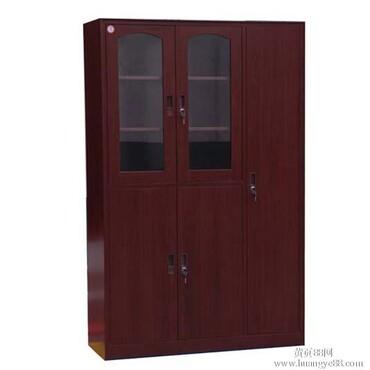 【东海金青岛办公家具厂家供应铁皮柜钢制柜资油漆翻新改色家具图片