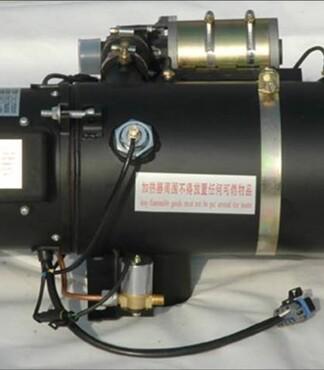 北宏业YJ液体汽车燃油加热器车用采暖系统驻车加热器汽车锅炉 -汽图片